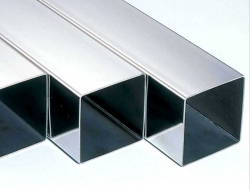 Stainless steel square tubes 201