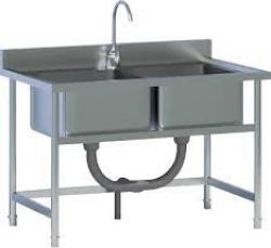 Stainless steel washbasin 04