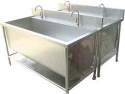 Stainless steel washbasin 05